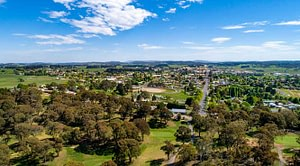 the NSW Central Tablelands town of Oberon