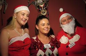 Christmas themed Murder Mystery anyone?