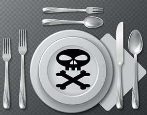 Dinner Setting for Murder