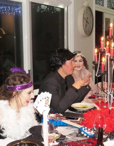Dinner Party Murder