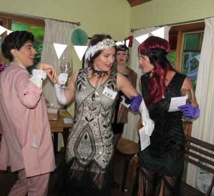 hens party web »