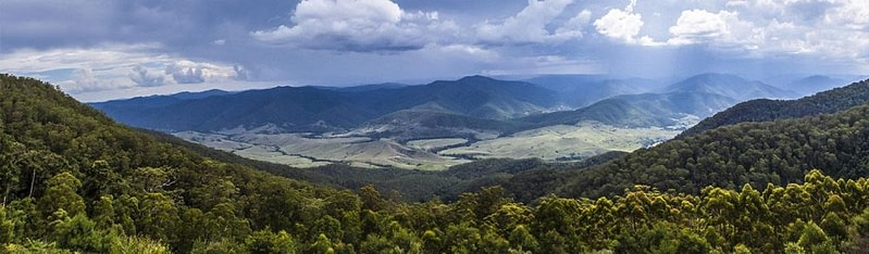 view of the NSW Southern Highlands