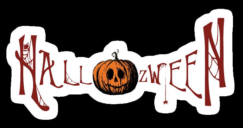 the Hallozween logo
