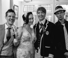 The Steve Morrison 'Gatsby' Jazz Band
